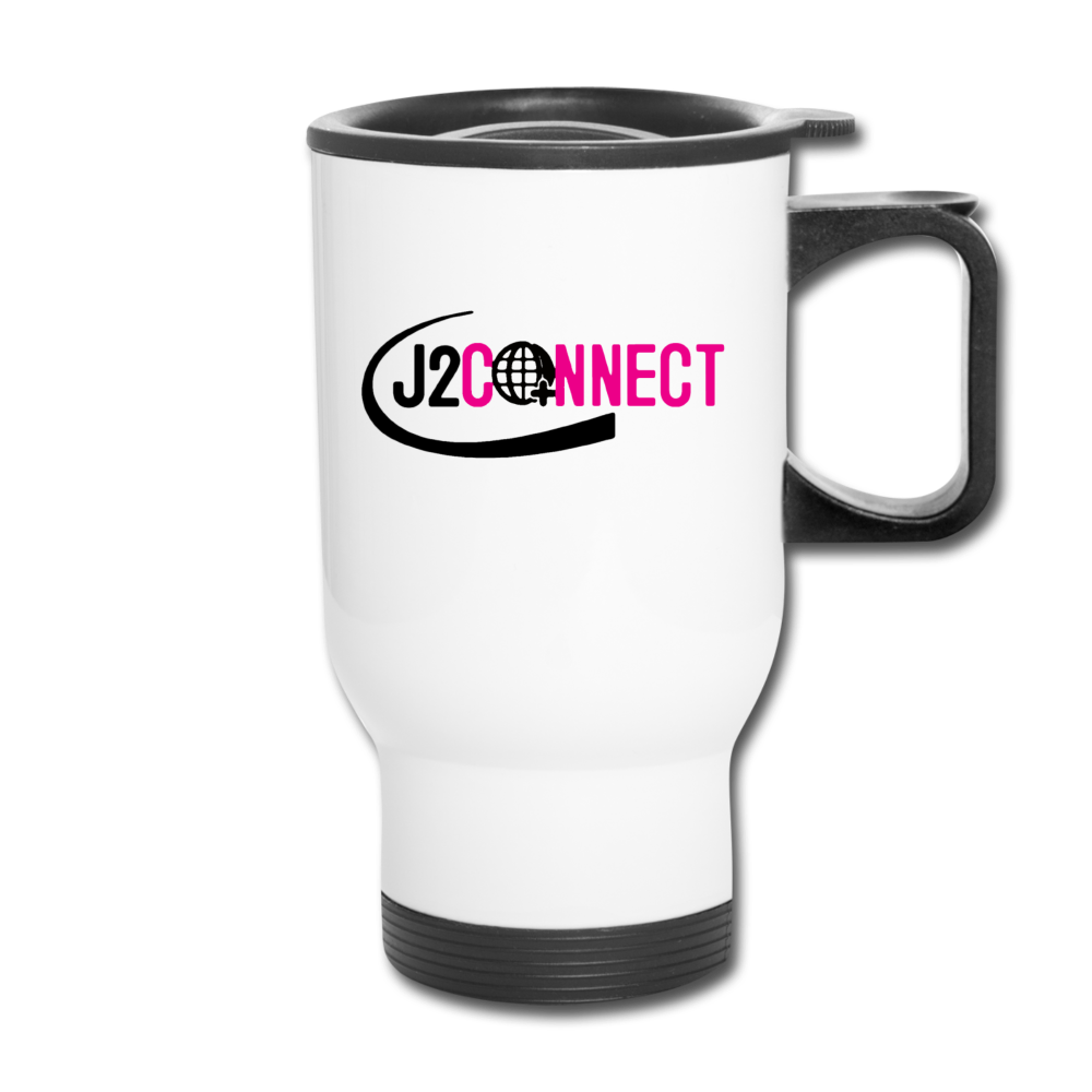 J2 Connect Travel Mug - Crossover Threads