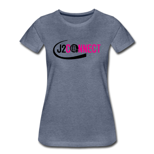 J2 Connect Women's Premium T-Shirt - Crossover Threads