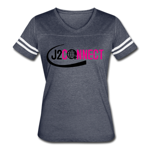 J2 Connect Women's Vintage Sport T-Shirt - Crossover Threads