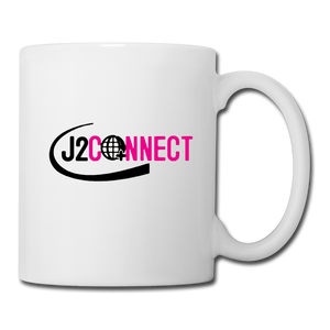 J2 Connect Coffee/Tea Mug - white
