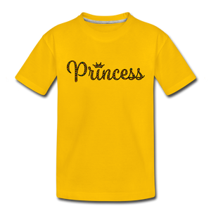 Princess Kente 2 - sun yellow
