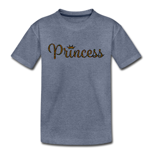 Princess Kente 2 - heather blue