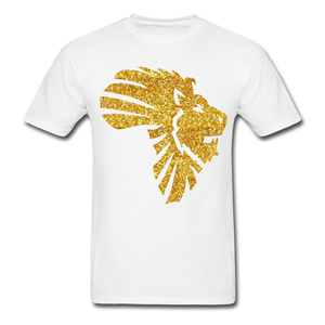Safari Gold - white