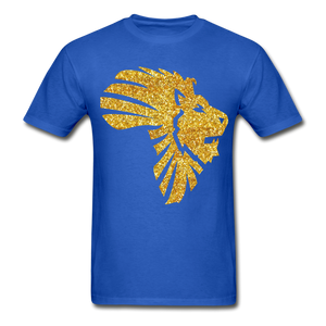 Safari Gold - royal blue