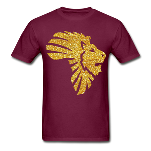 Safari Gold - burgundy