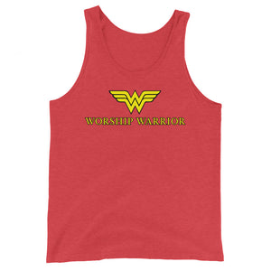 Worship Warrior Tank Top