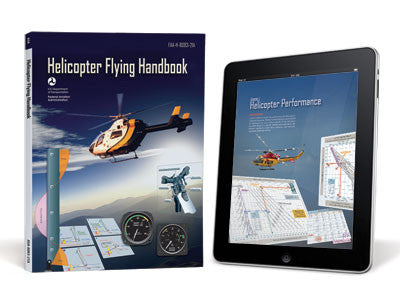 Helicopter Flying Handbook (eBundle)