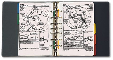 7-Ring Approach Plate Binder