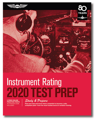 ASA Test Prep 2020: Instrument Rating
