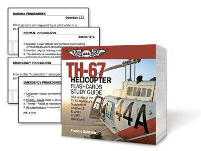 TH-67 Helicopter Flashcards Study Guide