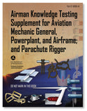 FAA Knowledge Testing Supplement: AMT and Parachute Rigging