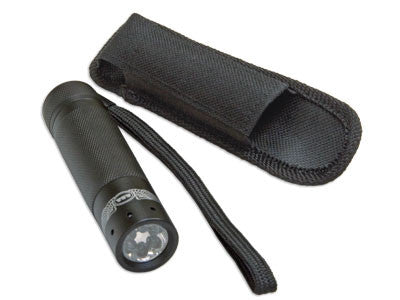 LED Flashlight (Green/White)