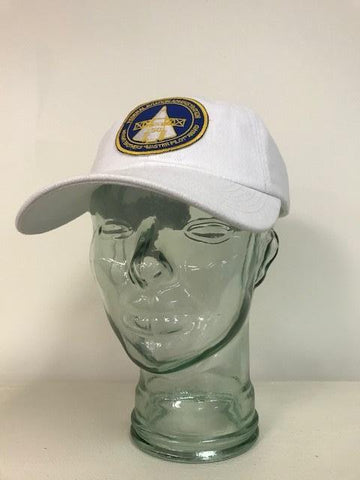 FAA Master Award Embroidered Patch Cap
