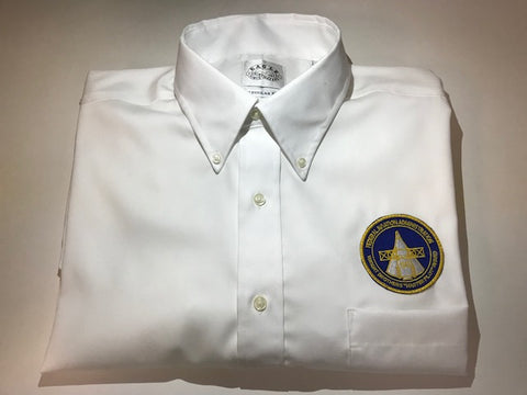 FAA Master Award Embroidered Patch Long Sleeve Shirt