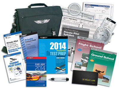 Private Pilot Flight School Kit - Part 141
