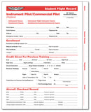 Student Flight Records: Instrument & Commercial