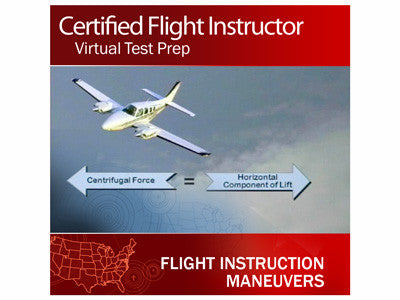 VTP – CFI – Flight Instruction Maneuvers Video