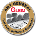 Gleim AMT Test Prep Software Download - General