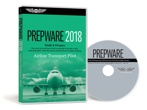 Prepware 2018: Airline Transport Pilot & Flight Engineer