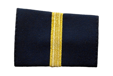 Epaulets One Bar - Navy
