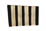 Epaulets Four Bar - Black