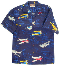 General Aviation Hawaiian Shirts S-XL