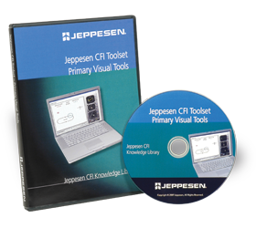 Jeppesen CFI Toolset - Primary Visual Tools