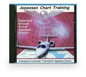 JeppChart Training on CD