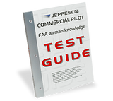 Commercial Pilot Airmen Knowledge Test Guide