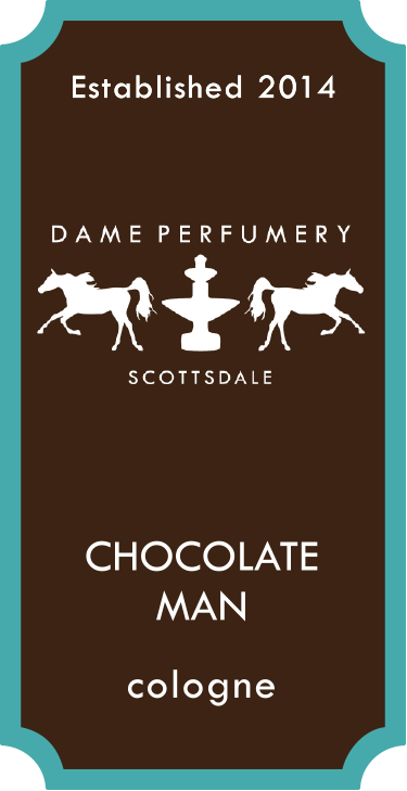 DAME Chocolate Man Cologne