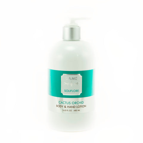 DAME SOLIFLORE Cactus Orchid Body and Hand Lotion
