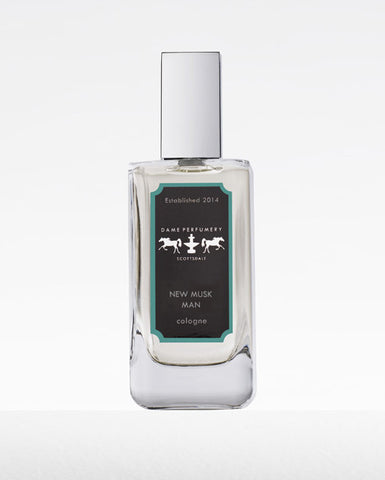 Dame Perfumery New Musk Man Cologne