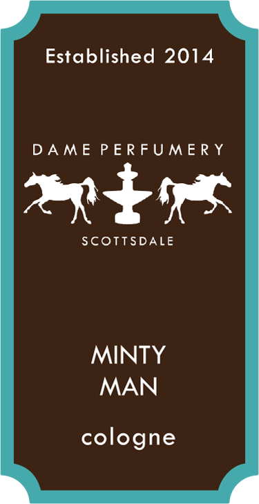 DAME Minty Man Cologne