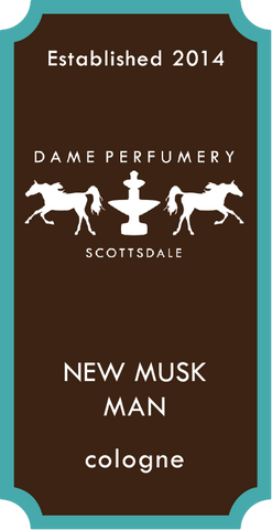 DAME New Musk Man Cologne