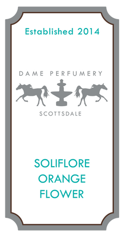 DAME SOLIFLORE Orange Flower eau de toilette