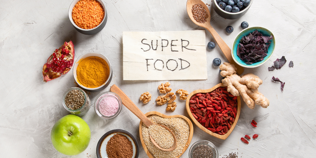 superfoods for healthy skin