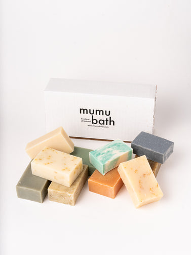 What's In The Box? - Mumu Bath