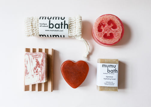Valentine's Day Gift Set - Mumu Bath