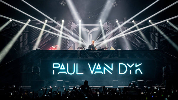 Ron Tomson + PAUL VAN DYK