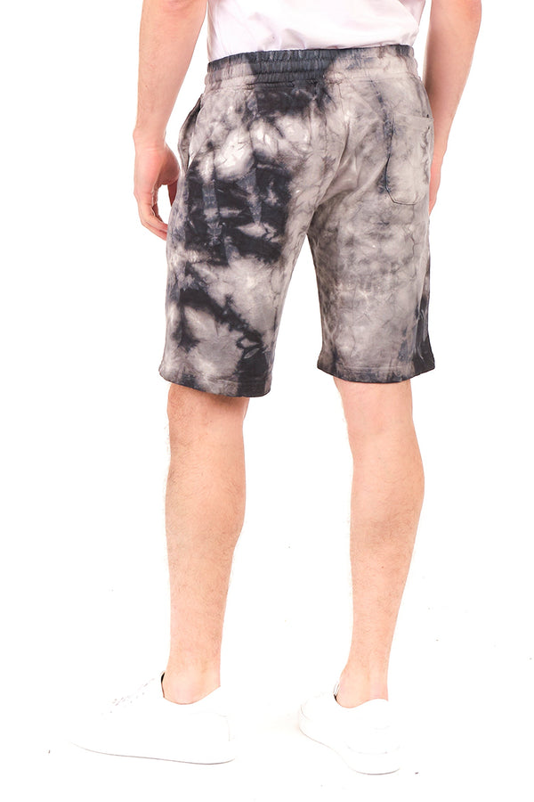 2639-BLACK BATIK SHORTS - Ron Tomson ?id=28078632403029