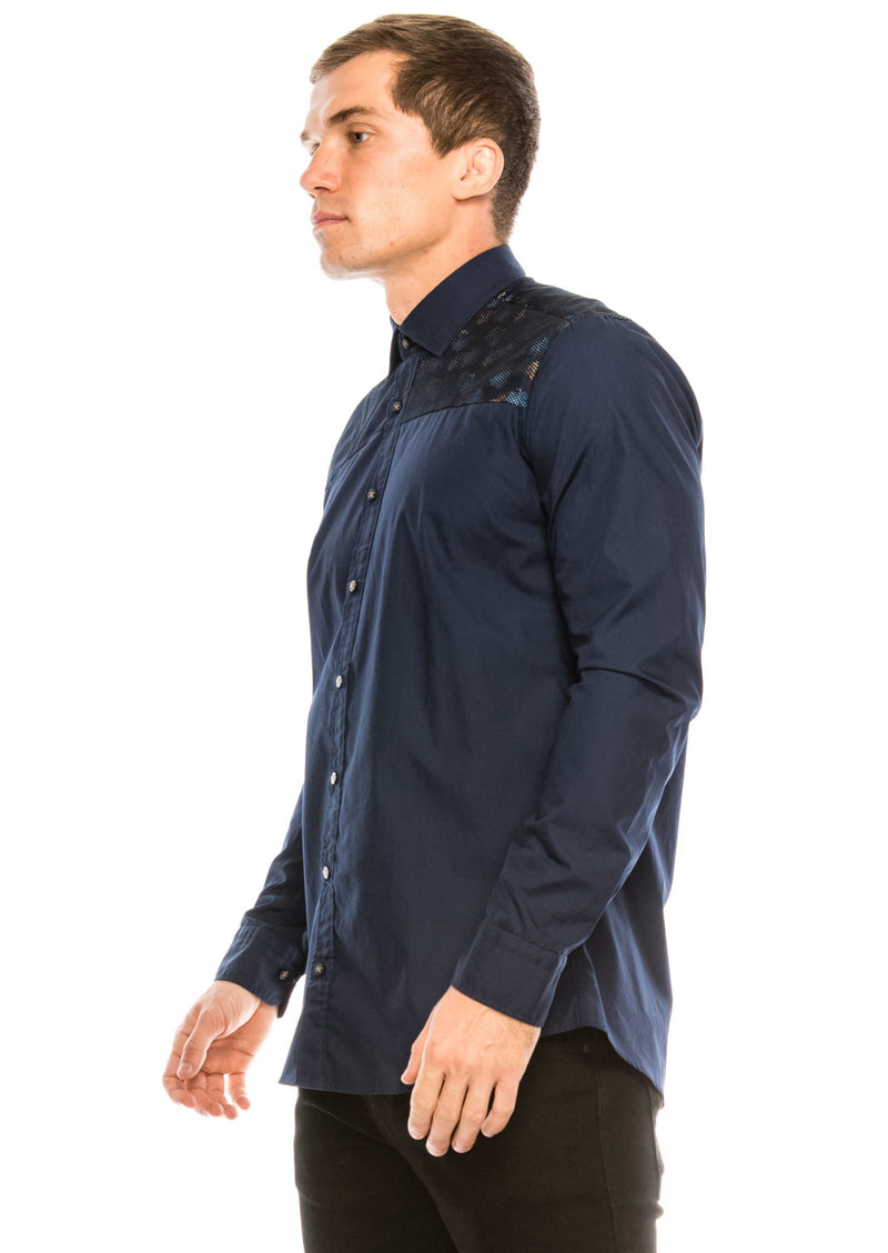 Slim Fit Fleece Shirt - More Colors