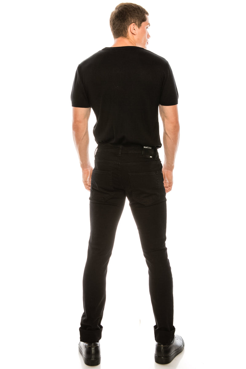 Los Angeles Lux Denim - BLACK BLACK - Ron Tomson ?id=15581745414229