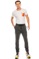 A1 Sweatpants - Anthracite - Ron Tomson