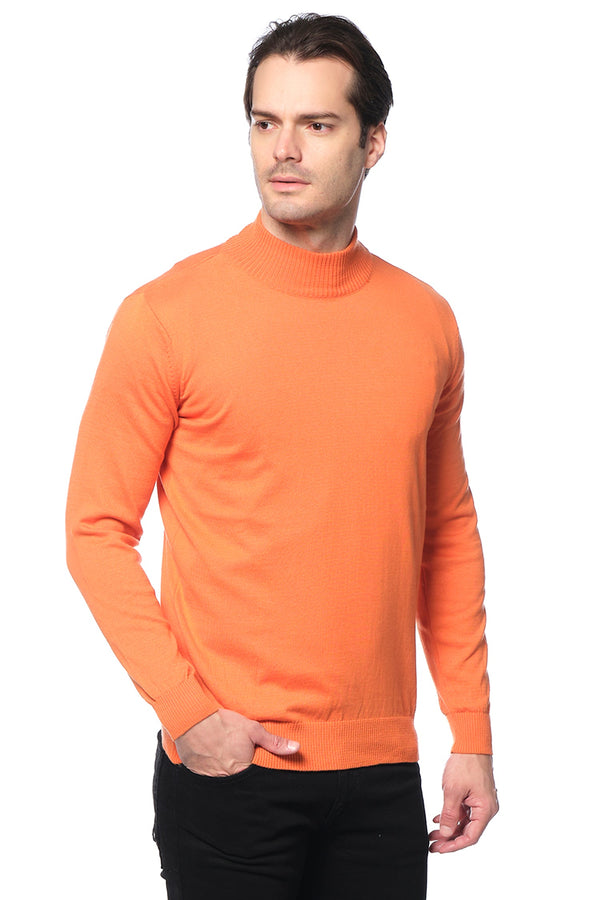 RT Mock-Neck SWEATER - TILE - Ron Tomson ?id=15811498901589