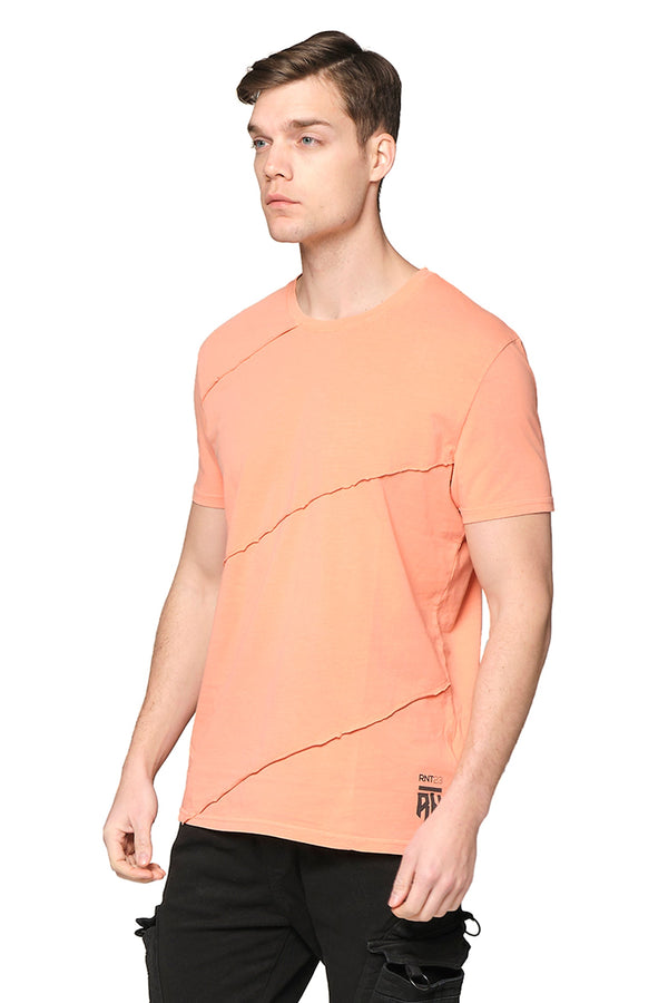 Scarred Cotton Tee - TILE - Ron Tomson ?id=27943908900949