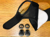 Custom made reusable and washable face masks with two melt blown filters - Ron Tomson