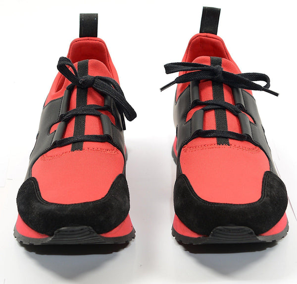 Hunter Runner Sneaker - Red Black - Ron Tomson ?id=14182094012501