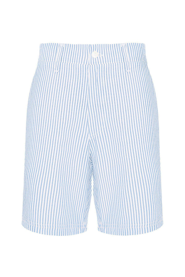 Lightweight Shorts - BLUE - Ron Tomson
