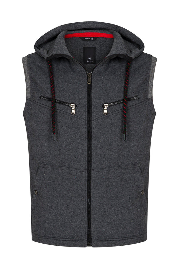 Mountaineer Gilet Vest - Anthracite - Ron Tomson ?id=13861346213973