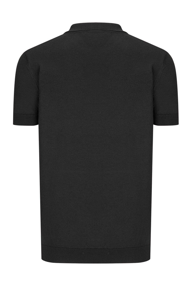 Polo Shirt - Black - Ron Tomson ?id=13860740792405